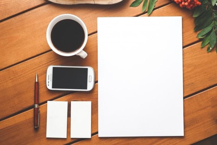 business-branding-blank-paper-business-card